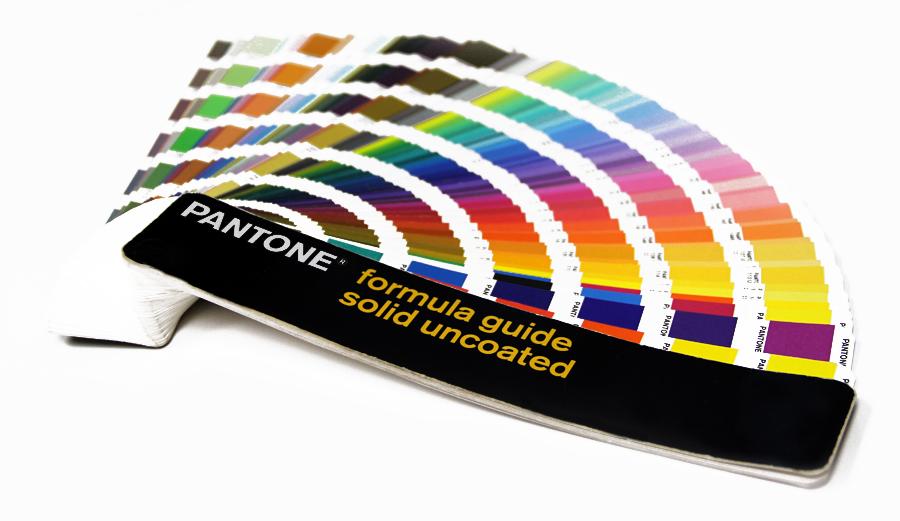 Pantone Color Finder Short Run Forms