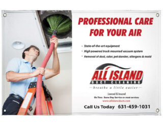 Commercial Business Wide Format Banner Printing