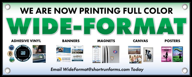Large format printing online